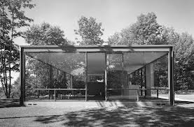 The Glass House, New Canaan CT