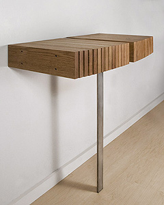 Stoller Works | Bar Table